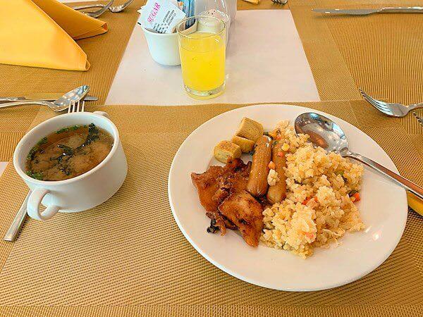 ソカ シェムリアップ リゾート アンド コンベンション センター (Sokha Siem Reap Resort and Convention Center)の朝食