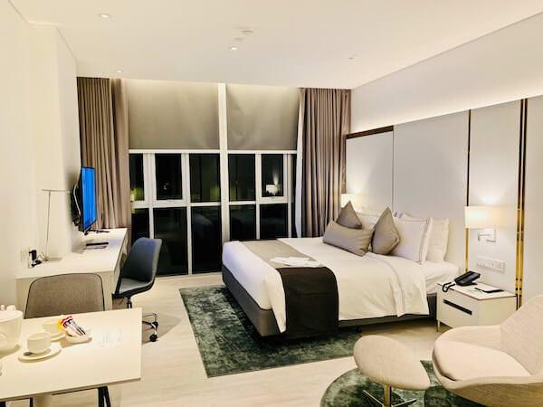 サマセット メゾン アソーク バンコク(Somerset Maison Asoke Bangkok)の客室1