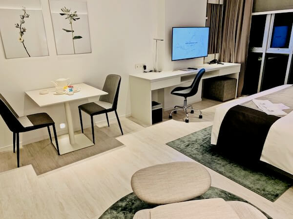 サマセット メゾン アソーク バンコク(Somerset Maison Asoke Bangkok)の客室2