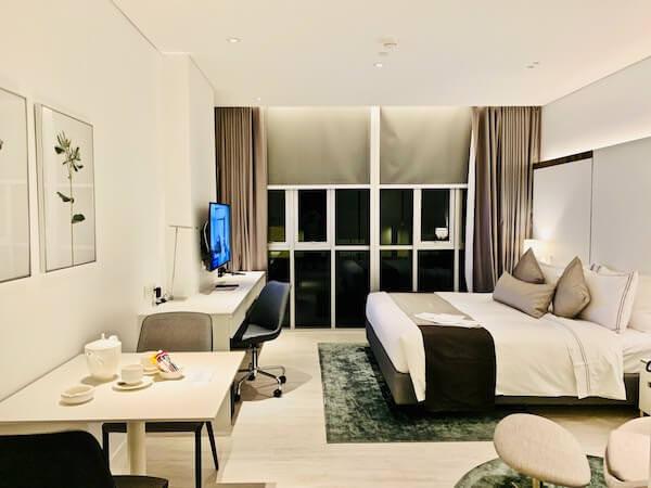 サマセット メゾン アソーク バンコク(Somerset Maison Asoke Bangkok)の客室