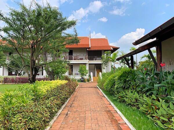 スリウィライ スコータイ(Sriwilai Sukhothai)の敷地内1