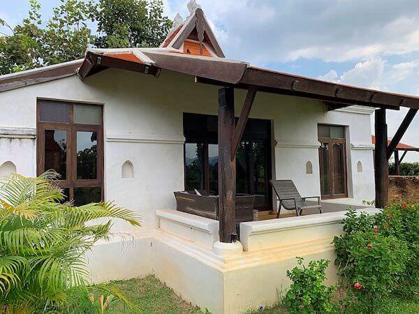 スリウィライ スコータイ(Sriwilai Sukhothai)のスイートルーム外観