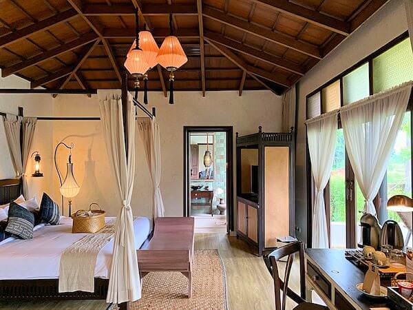 スリウィライ スコータイ(Sriwilai Sukhothai)のスイートルーム客室1