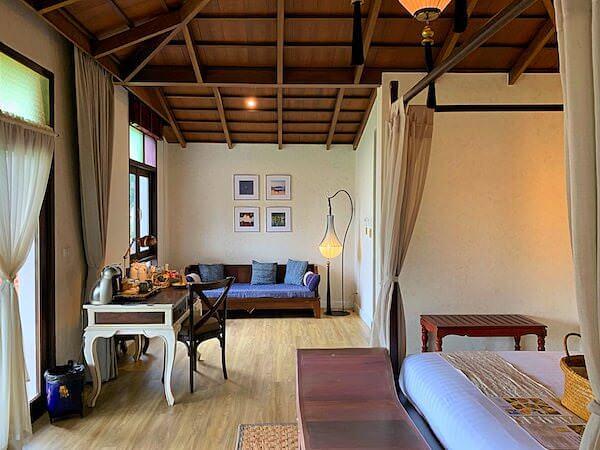 スリウィライ スコータイ(Sriwilai Sukhothai)のスイートルーム客室3