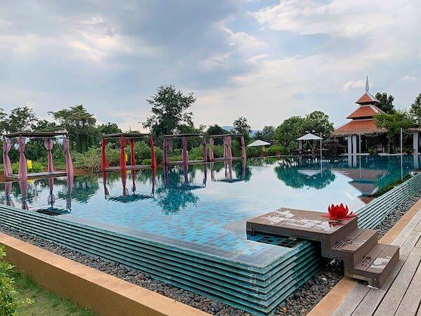 スリウィライ スコータイ(Sriwilai Sukhothai)のプール2