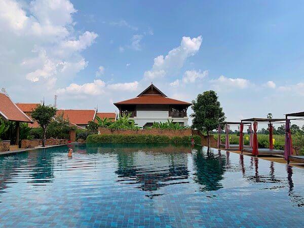 スリウィライ スコータイ(Sriwilai Sukhothai)のプール3