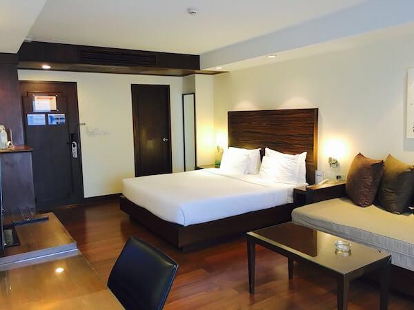 セント・ジェイムズ・ホテル (St. James Hotel)の客室3