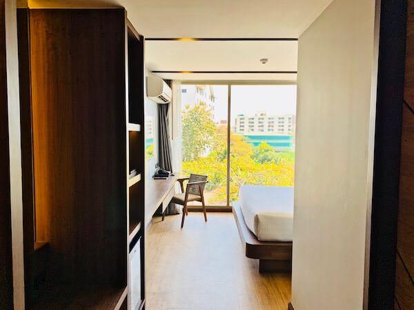 ステイ ウィズ ニンマン(Stay with Nimman Chiang Mai)の客室1