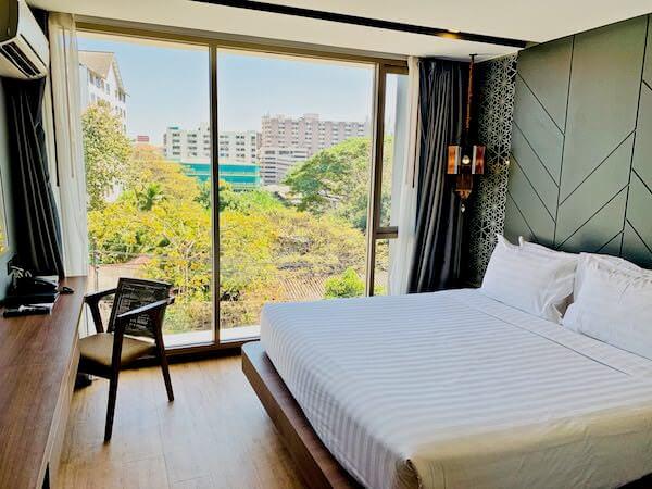 ステイ ウィズ ニンマン(Stay with Nimman Chiang Mai)の客室2