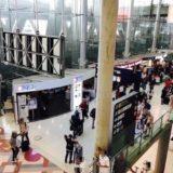 スワンナプーム国際空港の到着ゲート