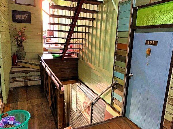 タマリンド ゲストハウス(Tamarind Guesthouse)の共用部