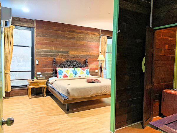 タマリンド ゲストハウス(Tamarind Guesthouse)の客室2