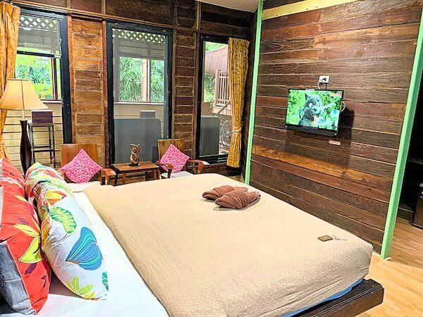 タマリンド ゲストハウス(Tamarind Guesthouse)の客室1