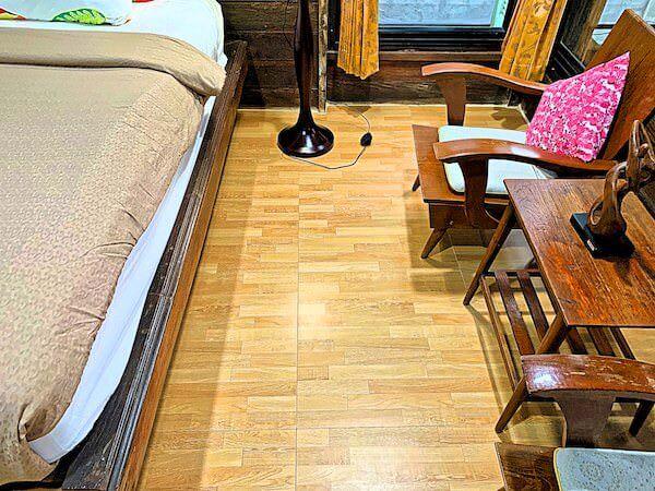タマリンド ゲストハウス(Tamarind Guesthouse)の客室床