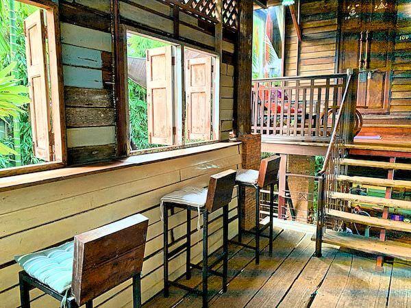 タマリンド ゲストハウス(Tamarind Guesthouse)の共用バルコニー1