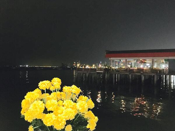 タンケー シーフード レストラン(Tankay Seafood Restaurant)の客席2