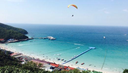 ラン島のおすすめホテル。海が目の前!便利な立地の3軒を紹介するよ。