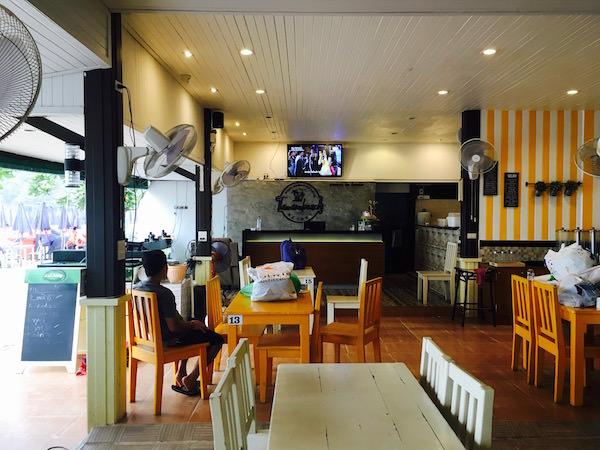 タワエン ビーチ リゾート(Tawaen Beach Resort)のレストラン