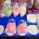 タイのお菓子サイマイとは?バンコクでサイマイを食べてみよう。