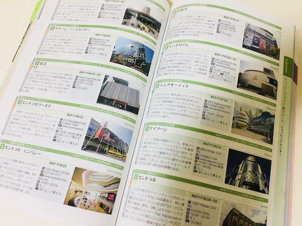 地球の歩き方 バンコクのショッピングガイドページ