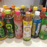タイのお茶全種類
