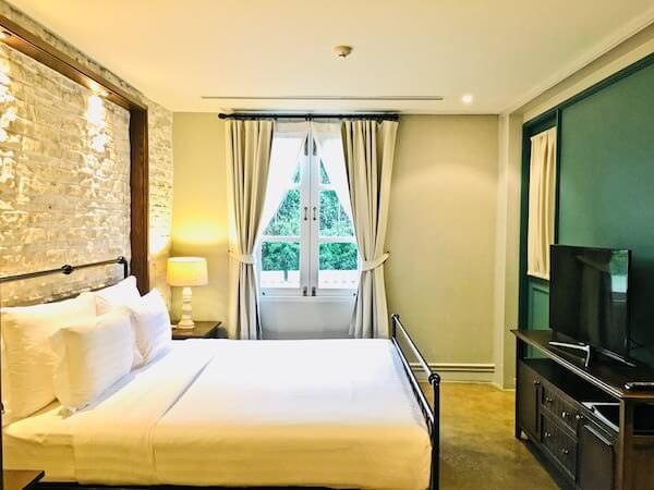 テムズ バレー カオヤイ ホテル(Thames Valley Khao Yai Hotel)の客室1