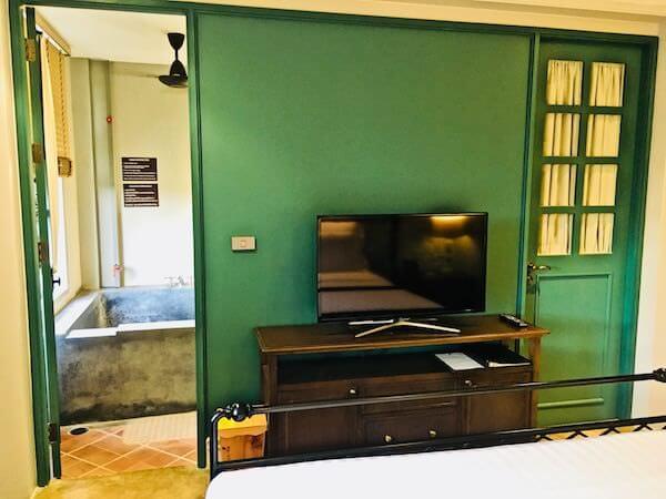 テムズ バレー カオヤイ ホテル(Thames Valley Khao Yai Hotel)の客室3