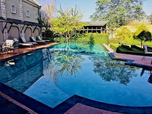 テムズ バレー カオヤイ ホテル(Thames Valley Khao Yai Hotel)のプール