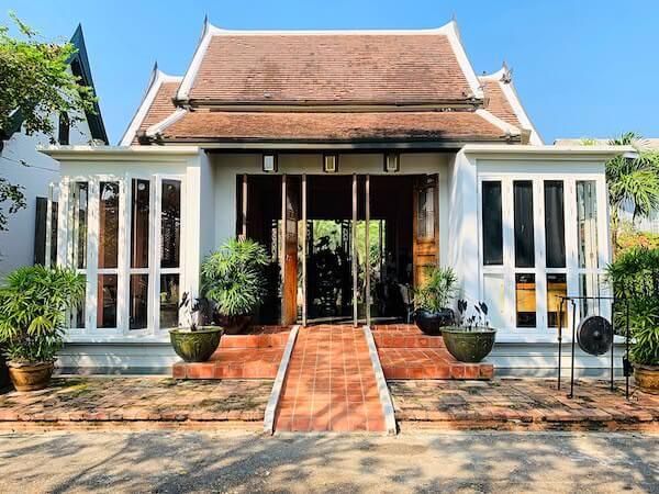 タラブリ リゾート スコータイ(Tharaburi Resort Sukhothai)のレセプション