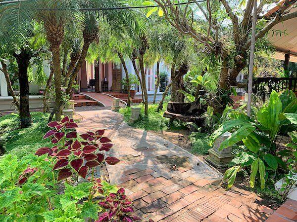 タラブリ リゾート スコータイ(Tharaburi Resort Sukhothai)の敷地内