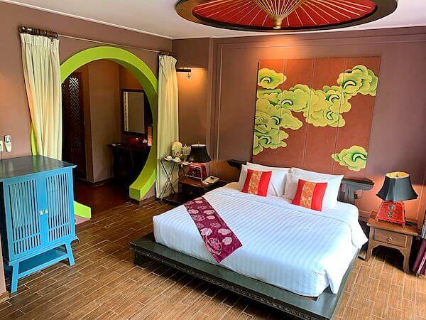 タラブリ リゾート スコータイ(Tharaburi Resort Sukhothai)の客室2