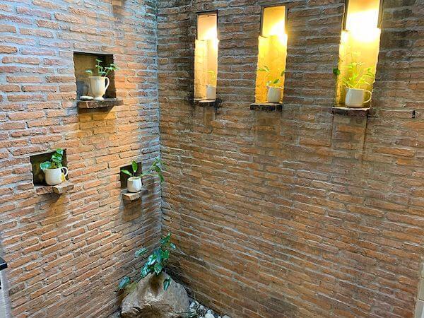 タラブリ リゾート スコータイ(Tharaburi Resort Sukhothai)のシャワールーム2