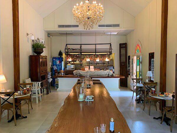 タラブリ リゾート スコータイ(Tharaburi Resort Sukhothai)併設のレストラン