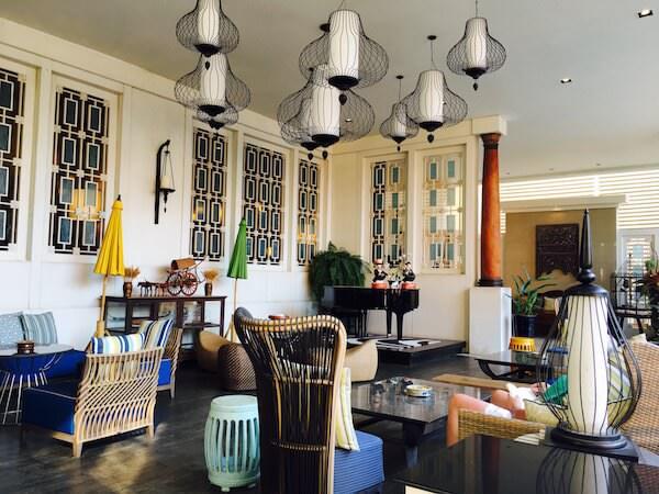 ザ ベイビュー ホテル パタヤ(The Bayview Hotel Pattaya)の休憩スペース