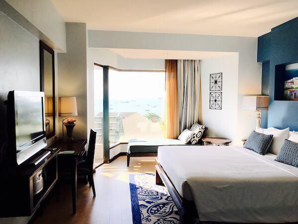 ザ ベイビュー ホテル パタヤ(The Bayview Hotel Pattaya)の客室2