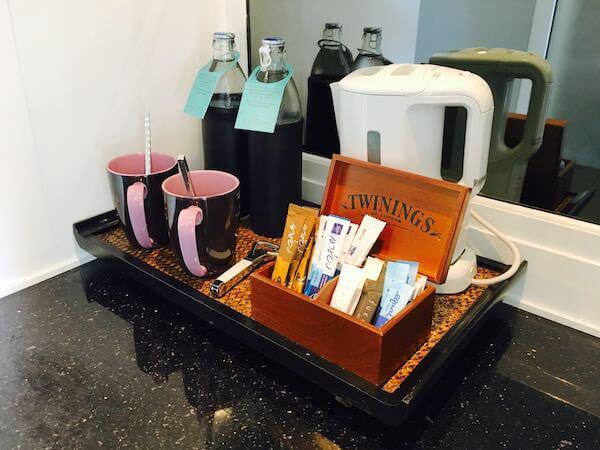 ザ ベイビュー ホテル パタヤ(The Bayview Hotel Pattaya)のコーヒー類