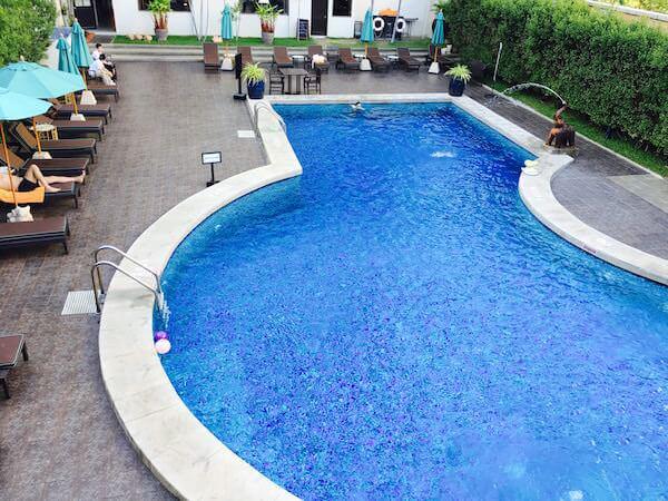 ザ ベイビュー ホテル パタヤ(The Bayview Hotel Pattaya)のプール3