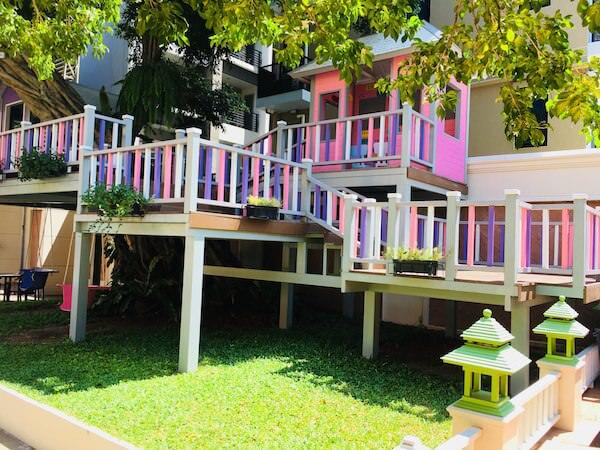 ザ ベイビュー ホテル パタヤ(The Bayview Hotel Pattaya)のキッズスペース