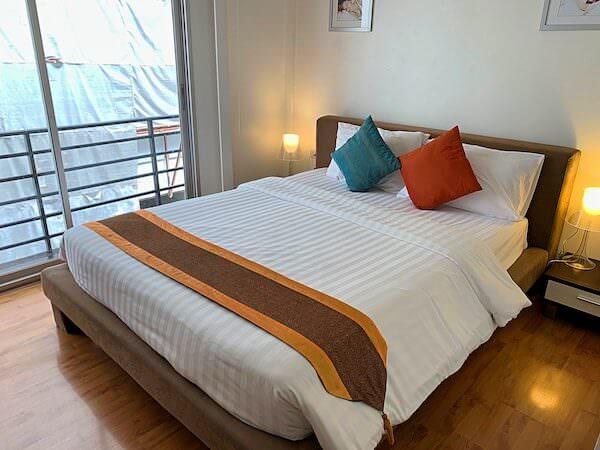 ザ ベッドルームス ブティック ホテル(The Bedrooms Boutique Hotel)の客室2
