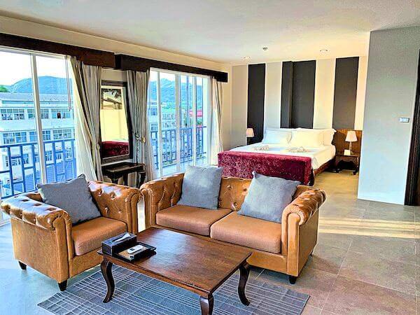 ザ ブリッジ レジデンス ホテル (The Bridge Residence Hotel)の客室1