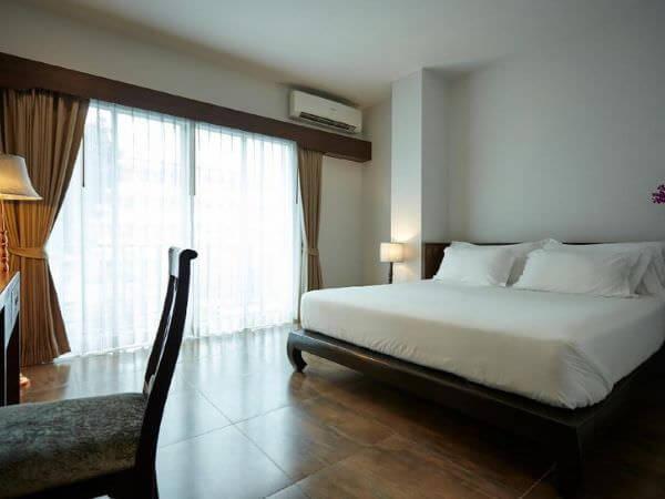 ザ ブリッジ レジデンス ホテル (The Bridge Residence Hotel)スーペリアダブルの客室写真
