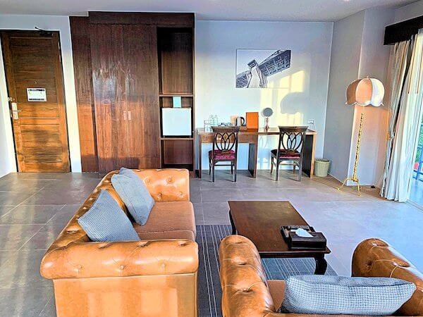 ザ ブリッジ レジデンス ホテル (The Bridge Residence Hotel)の客室3