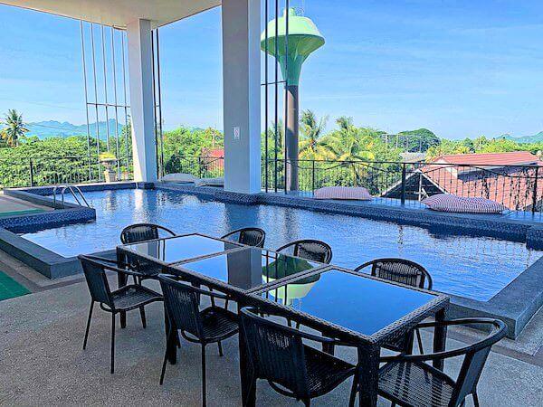 ザ ブリッジ レジデンス ホテル (The Bridge Residence Hotel)のプール