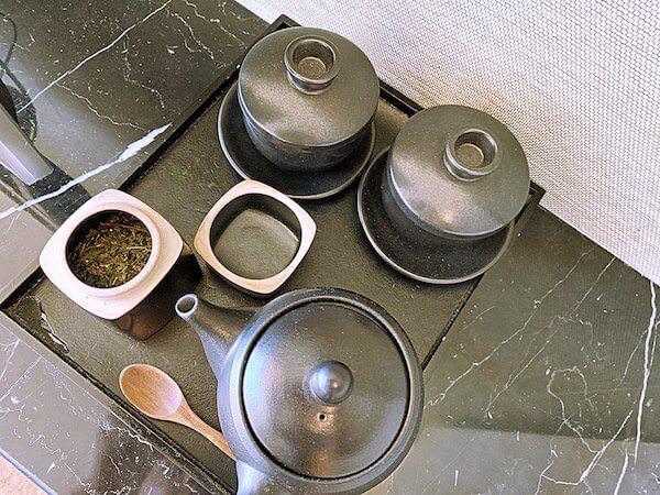 ジ オークラ プレステージ バンコク(The Okura Prestige Bangkok)のお茶