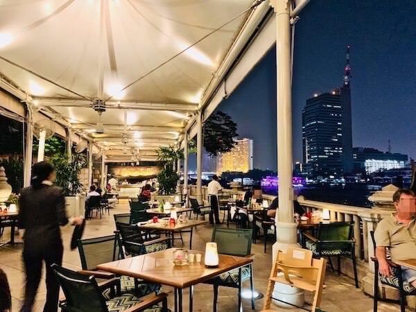 ザ ペニンシュラ バンコク(The Peninsula Bangkok)のレストラン