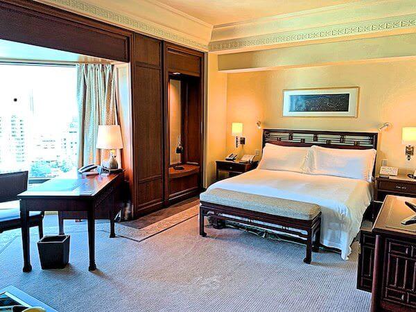 ザ ペニンシュラ バンコク(The Peninsula Bangkok)の客室1