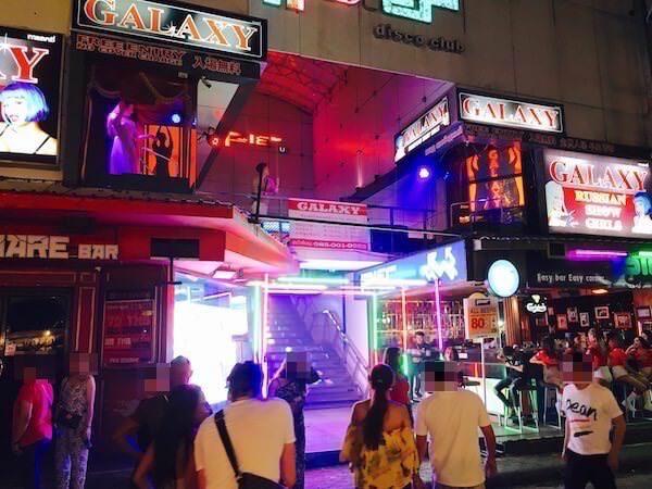 ザ ピアー パタヤ(The Pier Pattaya)の外観