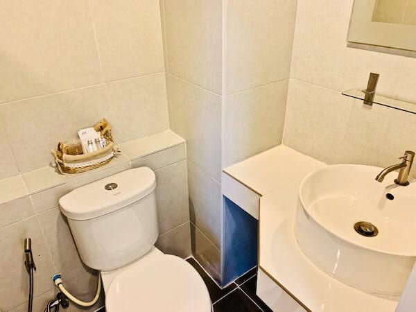 ザ プリマ レジデンス(The Prima Residence)のシャワールーム1