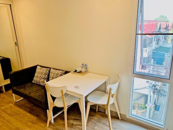 ザ プリマ レジデンス(The Prima Residence)の客室の家具