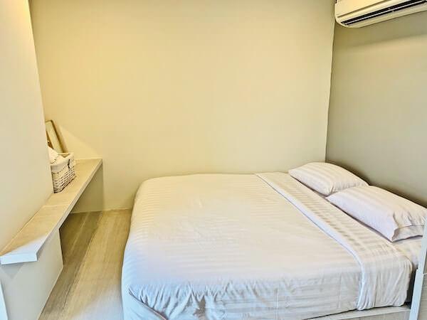 ザ プリマ レジデンス(The Prima Residence)のベッド